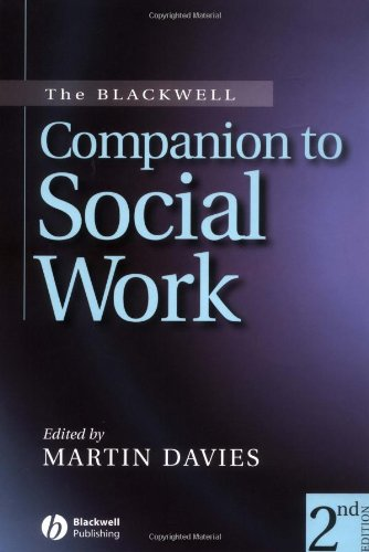 9780631223924: The Blackwell Companion to Social Work