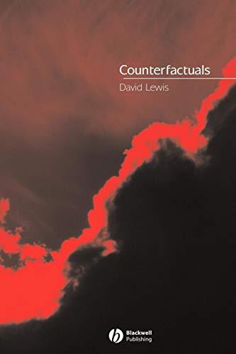 9780631224259: Counterfactuals