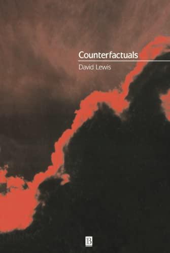 9780631224952: Counterfactuals