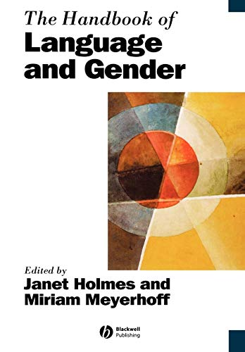 9780631225034: The Handbook of Language and Gender