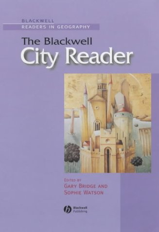 9780631225133: The Blackwell City Reader (Blackwell Readers in Geography)