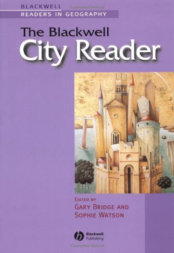 9780631225140: Blackwell City Reader (Blackwell Readers in Geography)