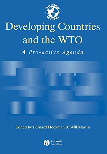 Developing Countries and the WTO: A Pro-active: Wiley-Blackwell