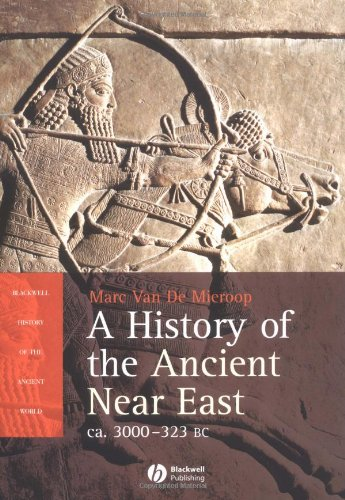 9780631225522: A History of the Ancient Near East: ca. 3000-323 BC (Blackwell History of the Ancient World)