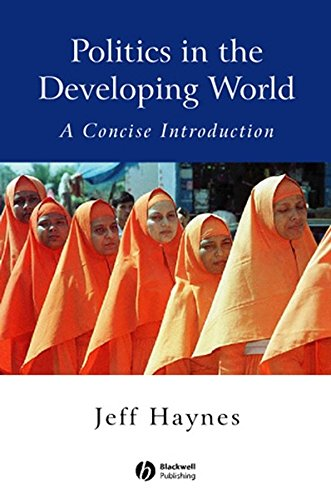 9780631225553: Politics in the Developing World: A Concise Introduction