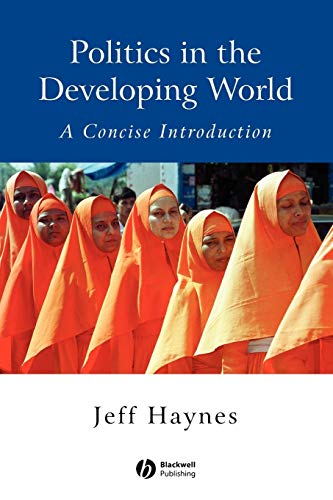 9780631225560: Politics in the Developing World: A Concise Introduction