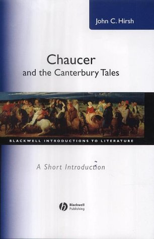 9780631225614: Chaucer and the Canterbury Tales: A Short Introduction