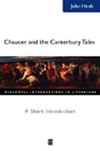 9780631225621: Chaucer and the Canterbury Tales: A Short Introduction