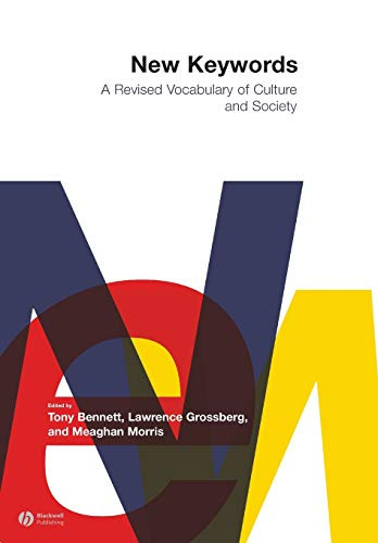 9780631225690: New Keywords: A Vocabulary Of Culture And Society