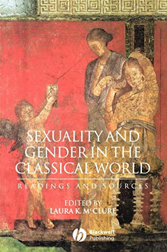9780631225898: Sexuality and Gender in the Classical World: Readings and Sources