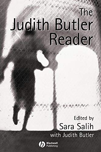 9780631225935: The Judith Butler Reader