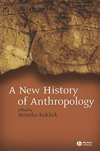 9780631225997: New History of Anthropology