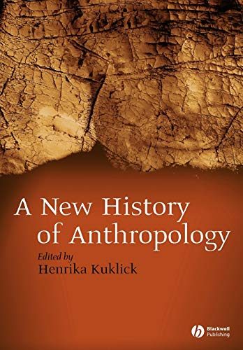 9780631226000: New History of Anthropology