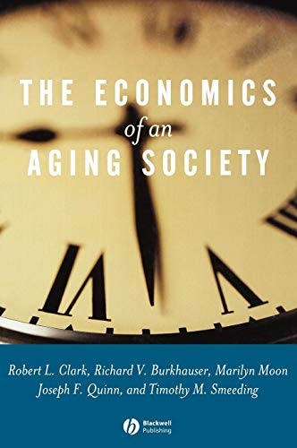 9780631226154: The Economics of an Aging Society