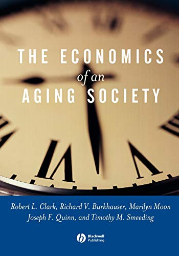 9780631226161: The Economics of an Aging Society
