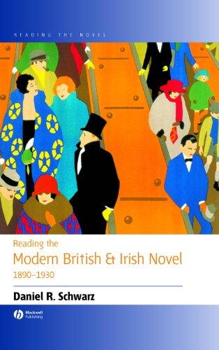 9780631226215: Reading the Modern British and Irish Novel 1890 - 1930 (Reading the Novel)
