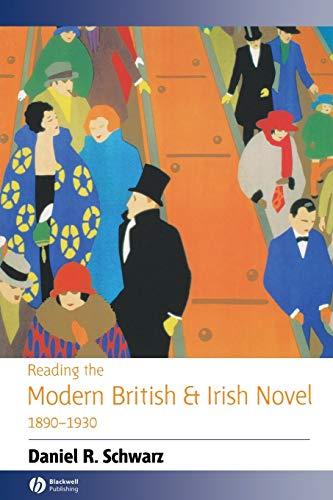 9780631226222: Reading the Modern British and Irish Novel 1890 - 1930