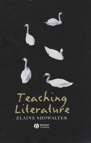 9780631226239: Teaching Literature