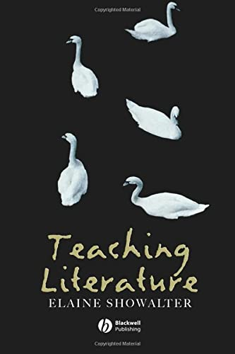 9780631226246: Teaching Literature