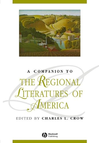 9780631226314: A Companion to the Regional Literatures of America