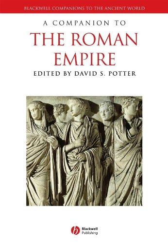 9780631226444: Companion to the Roman Empire: 44 BC-AD 337 (Blackwell Companions to the Ancient World)