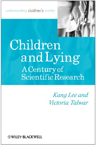 9780631226482: Children And Lying: A Century of Scientific Research