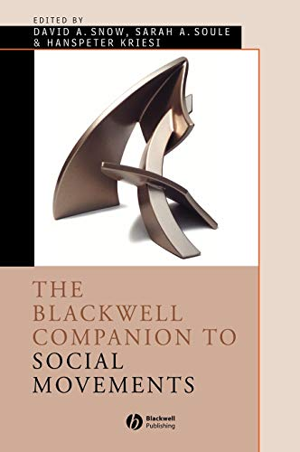 9780631226697: The Blackwell Companion to Social Movements