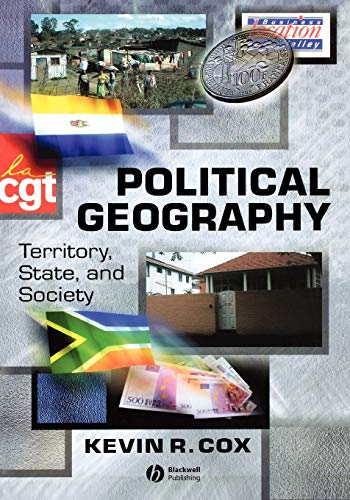 9780631226796: Political Geography: Territory, State and Society