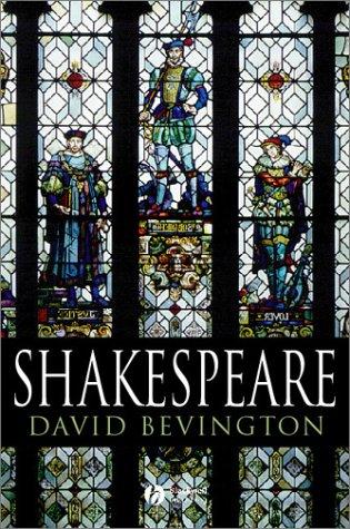 9780631227199: Shakespeare