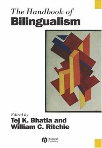 9780631227359: The Handbook of Bilingualism