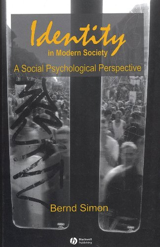 9780631227465: Identity in Modern Society: A Social Psychological Perspective