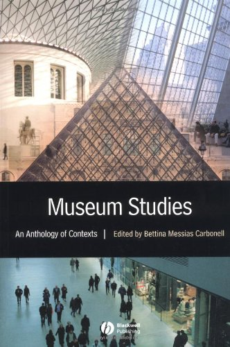 9780631228301: Museum Studies: An Anthology of Contexts