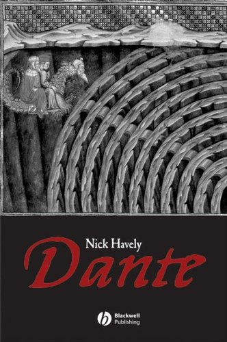 9780631228530: Dante (Wiley Blackwell Guides to Literature)