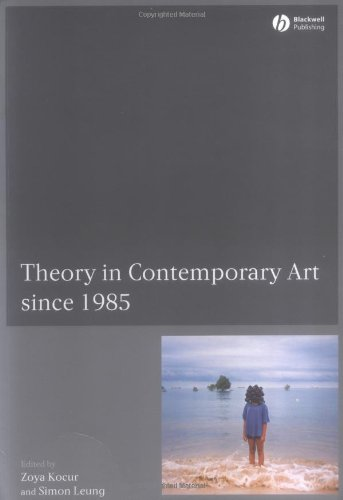 9780631228677: Theory in Contemporary Art since 1985