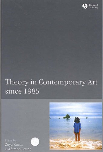 9780631228684: Theory in Contemporary Art since 1985