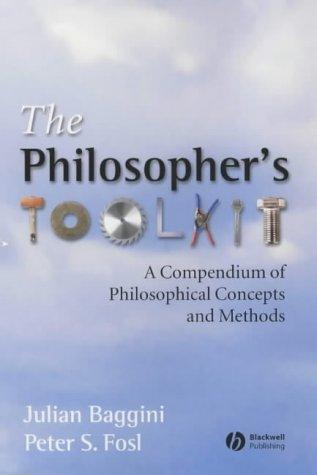 9780631228738: Philosopher's Toolkit