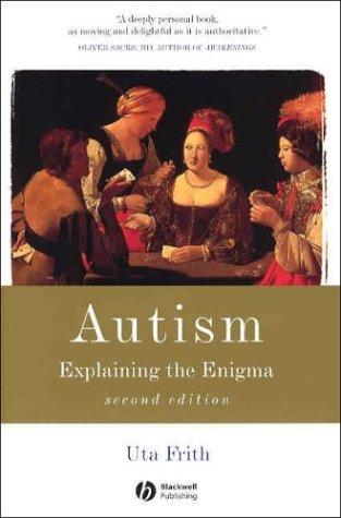 9780631229001: Autism: Explaining the Enigma (Cognitive Development)