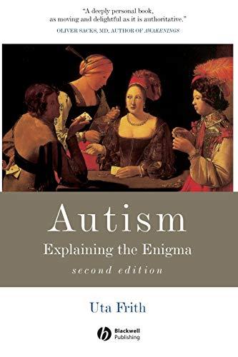 9780631229018: Autism: Explaining the Enigma (Cognitive Development)