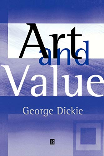 9780631229469: Art and Value