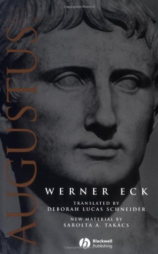 9780631229582: The Age of Augustus (Blackwell Ancient Lives)