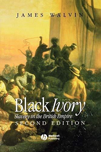 9780631229605: Black Ivory: Slavery in the British Empire