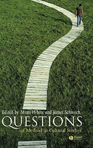 9780631229773: Questions of Method in Cultural Studies