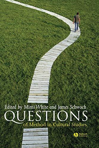 9780631229780: Questions of Method in Cultural Studies