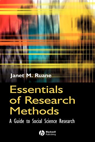 9780631230496: Essentials of Research Methods: A Guide to Social Science Research