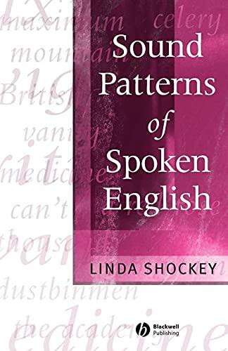 9780631230809: Sound Patterns of Spoken English