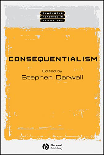 9780631231073: Consequentialism (Wiley Blackwell Readings in Philosophy)