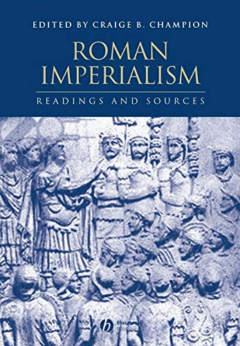9780631231189: Roman Imperialism: Readings and Sources (Interpreting Ancient History)