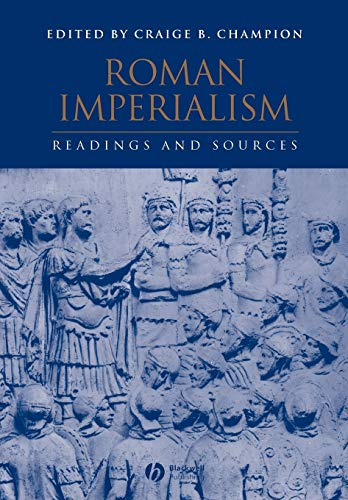 9780631231196: Roman Imperialism: Readings and Sources