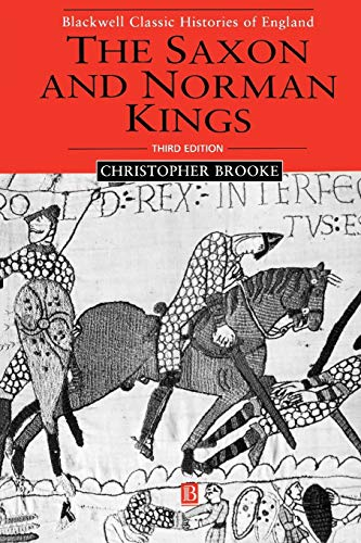 9780631231318: The Saxon and Norman Kings