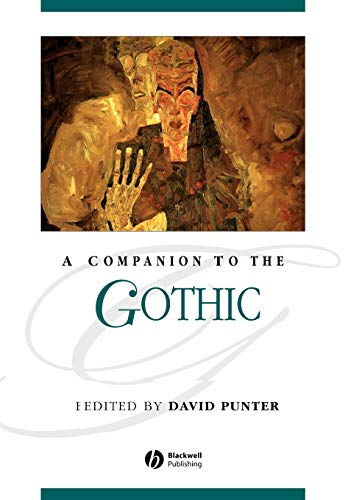 9780631231998: Companion to the Gothic (Blackwell Companions to Literature and Culture)